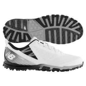 New Balance NBG1006 Minimus SL Spikeless Golf Shoes White/Black
