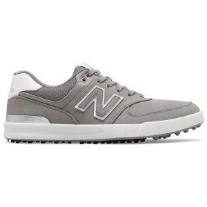New Balance Womens 574 Greens Golf Shoes 2020 - Grey