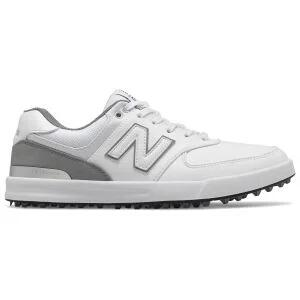 New Balance Womens 574 Greens Golf Shoes White 2020