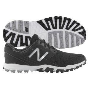 New Balance Womens NBGW1007 Minimus SL Spikeless Golf Shoes Black