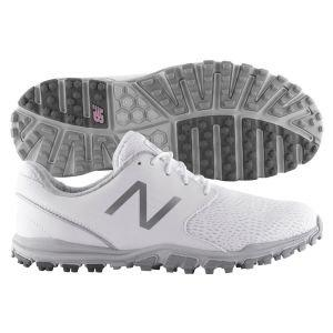 New Balance Womens NBG1007 Minimus SL Spikeless Golf Shoes White