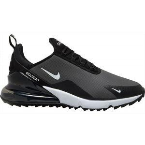 Nike Air Max 270 G Golf Shoes 2020 - Black/White/Hot Punch