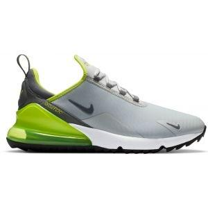 Nike Air Max 270 G Golf Shoes Grey Fog/Smoke Grey/White/Black