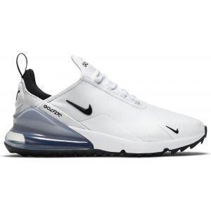 Nike Air Max 270 G Golf Shoes White/Pure Platinum/Black