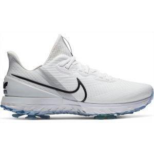 Nike Air Zoom Infinity Tour Golf Shoes White/Black/Photon Dusk/Platinum