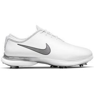Nike Air Zoom Victory Tour 2 Golf Shoes White/Metallic Platinum/Black