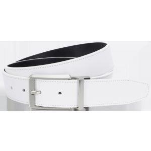 Nike Golf Core Reversible Belt White/Black