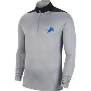 Nike Detroit Lions Dri-Fit Golf Pullover 2019