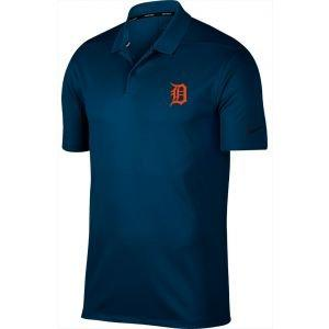 Nike Golf Detroit Tigers Victory Polo Shirt
