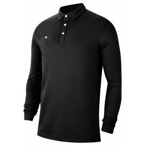 Nike Dri-Fit Player Long Sleeve Golf Polo
