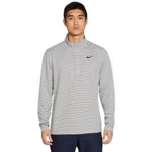 Nike Dri-FIT Victory Heather Stripe 1/2 Zip Golf Pullover CU9830