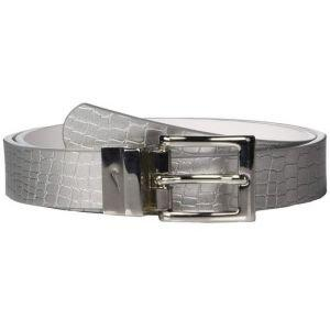Nike Golf Womens 25mm Reversible Croc To Smooth Belt