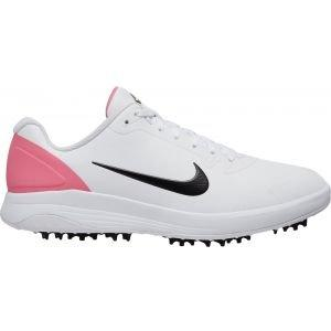 Nike Infinity G Golf Shoes White/Black/Lotus Pink On Sale