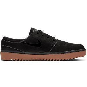 Nike Janoski G Golf Shoes Black/Black/Gum Brown 2020