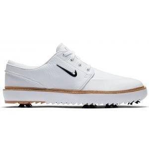Nike Janoski G Tour Golf Shoes 2020 - White/Black/Tan/Gum Brown