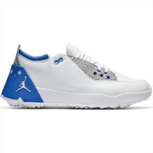 Nike Air Jordan ADG 2 Spikeless Golf Shoes Summit White/Hyper Royal/Atmosphere Grey/Summit White