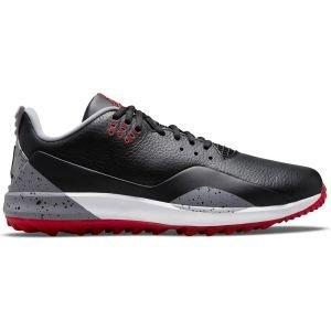 Nike Air Jordan ADG 3 Golf Shoes Black/Cement Grey/Fire