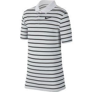Nike Junior Boys Victory Stripe Golf Polo BV0405