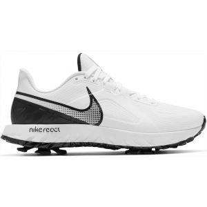 Nike React Infinity Pro Golf Shoes White/Black 2020
