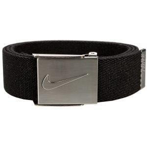 Nike Golf Reversible Stretch Web Belt - 101 WHITE/BLACK