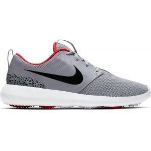 Nike Roshe G Golf Shoes Grey/Red/Black