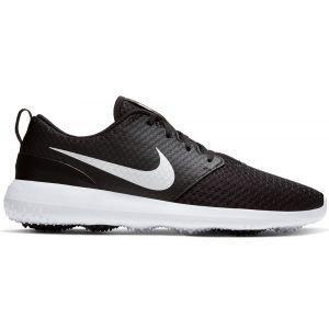 Nike Roshe G Golf Shoes Black/White/Metallic White 2020