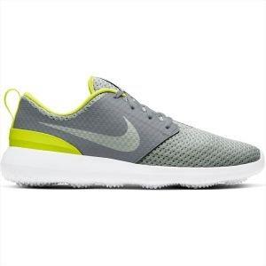 Nike Roshe G Golf Shoes Smoke Grey/White/Lemon Venom/Grey Fog