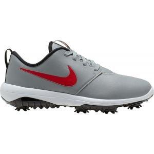 Nike Roshe G Tour Golf Shoes 2020 - Particle Grey/University Red/White