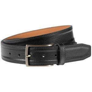 Nike Golf Trapunto Leather G-Flex Belt Black Sale