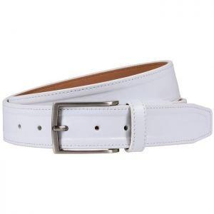 Nike Golf Trapunto Leather G-Flex Belt - ON SALE