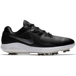 Nike Vapor Pro Golf Shoes Black/White/Metallic Cool Grey