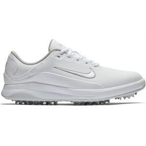Nike Vapor Spikeless Golf Shoes White/Metallic Silver/Pure Platinum