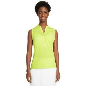 Nike Women's Breathe Sleeveless Golf Polo DA2837