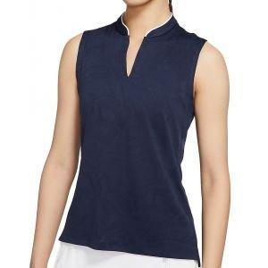 Nike Womens Breathe Sleeveless Golf Polo - CN0941