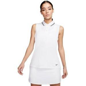 Nike Women's Dri-FIT Victory Sleeveless Golf Polo BV0223