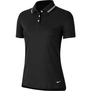 Nike Womens Dri-FIT Victory Stripe Collar Golf Polo BV0217