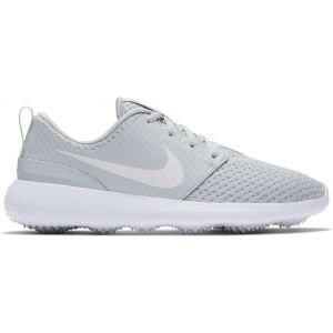 Nike Womens Roshe G Golf Shoes Pure Platinum/White/Metallic White 2020