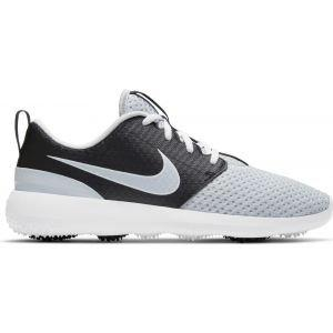 Nike Womens Roshe G Golf Shoes Pure Platinum/Black/White