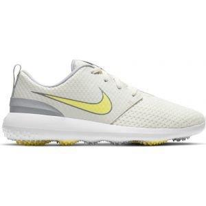 Nike Womens Roshe G Golf Shoes Summit White/Light Zitron/White