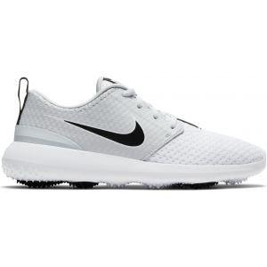 Nike Womens Roshe G Golf Shoes White/Black/Pure Platinum