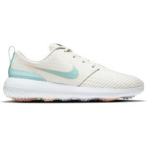 Nike Womens Roshe G Golf Shoes Sail/Crimson Tint/White/Light Dew