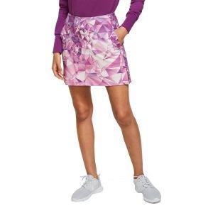 """Nike Womens Dri-FIT UV Victory 17"""" Printed Golf Skirt"""