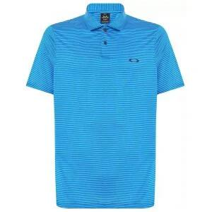 Oakley Blended Stripe Golf Polo