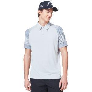 Oakley Dot Sleeves Golf Polo