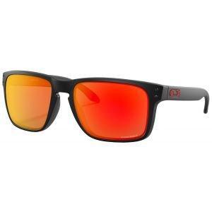 Oakley Holbrook XL Matte Black Sunglasses Prizm Ruby Lens