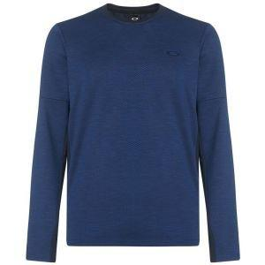 Oakley Knockdown Mixed Fleece Crew Golf Sweater On Sale