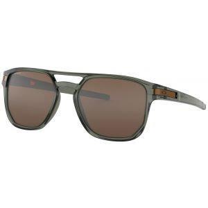 Oakley Latch Beta Olive Ink Sunglasses - Prizm Tungsten Lens
