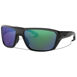 Oakley Split Shot Polished Black Sunglasses - Prizm Shallow Water Polarized Lens