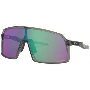 Oakley Sutro Grey Ink Sunglasses Prizm Road Jade Lens