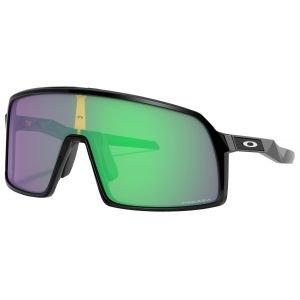 Oakley Sutro S Polished Black Sunglasses Prizm Jade Lens